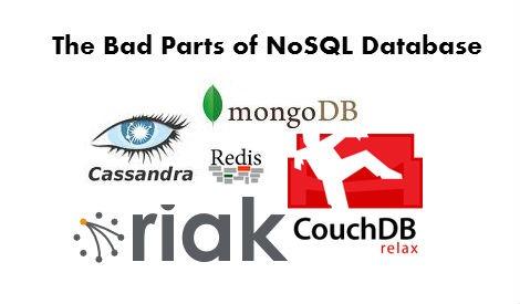 Bad Parts of NoSQL MongoDB Database