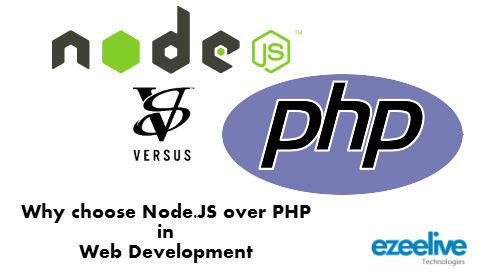 PHP vs NodeJS in Web Development