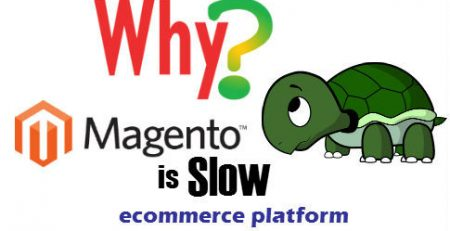 Why Magento Slow Ecommerce Platform