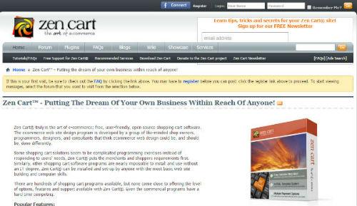 zencart top ecommerce platforms for large retailers