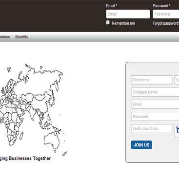 Bizboon Inc developed website by Ezeelive Technologies - yii framework development company india