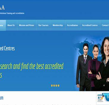 iptaa international petroleum training institute wordpress development company in mumbai