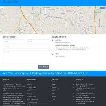 contact us - eagleindonesia - thane wordpress development company