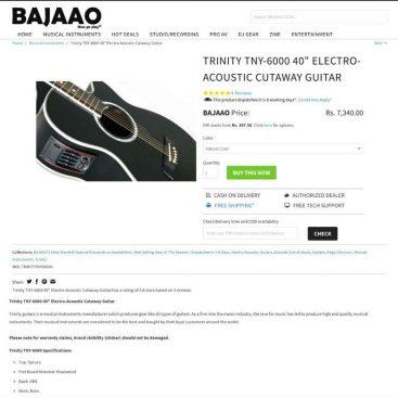 Musical Website Design Mumbai