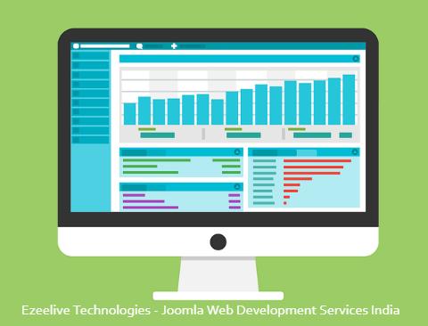 Joomla Web Development Services India