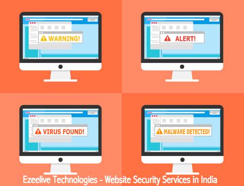 Ezeelive Technologies - Website Security Services India