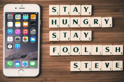 Steve Jobs - Stay Hungry Stay Foolish