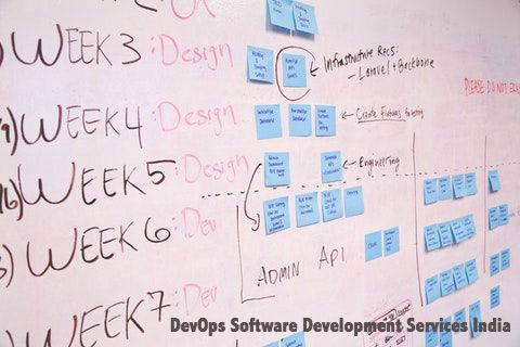 DevOps Software Development Services India