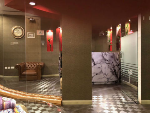 Ezeelive Technologies - Website Design Bahrain - Office Reception
