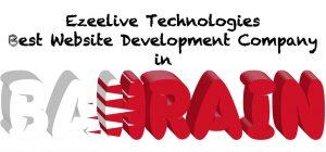 Ezeelive Technologies - Best Website Design Company in Bahrain