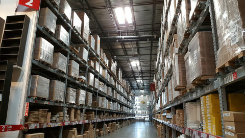 Stock Control Management System