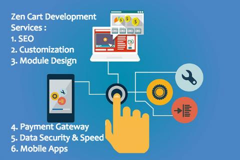 Zen Cart Development Services - Ezeelive Technologies