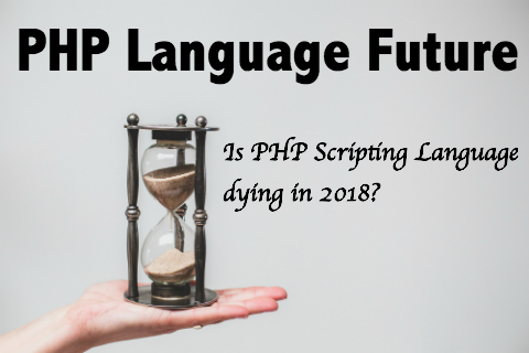 PHP Language Future - Is PHP Dying in 2018