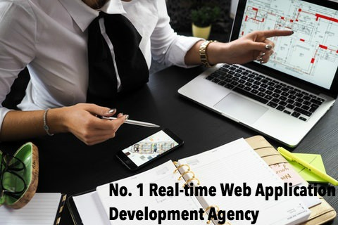 Real-time Web Application Development Agency