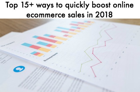 Boost eCommerce Sales for Startup Business