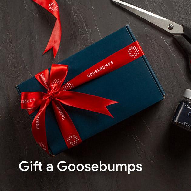Gift-a-goosebumps