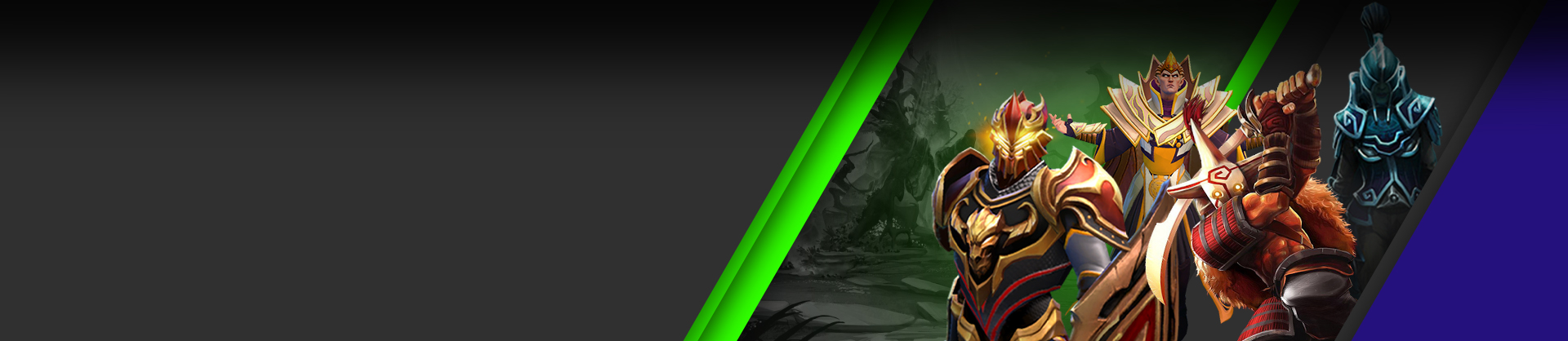 Banner Page game Esport