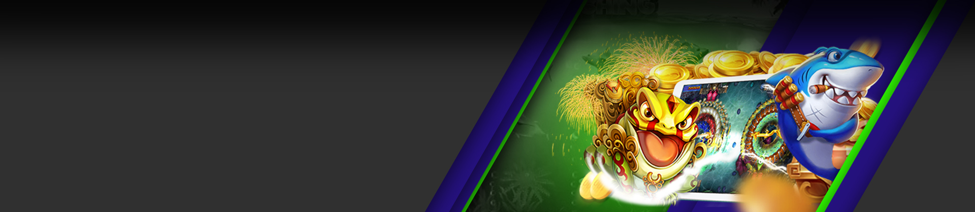 Banner Page Fishing