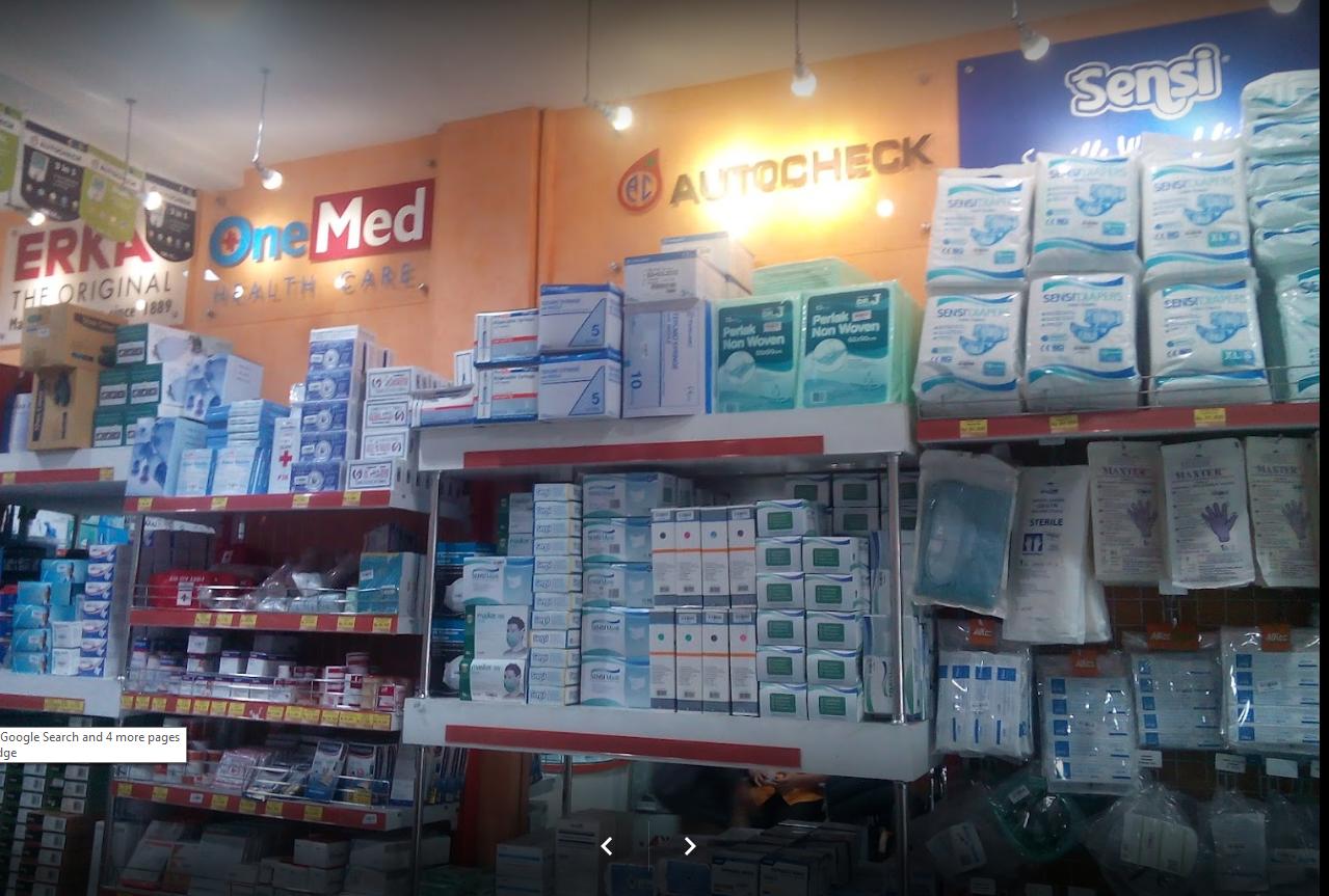 Alat Kesehatan Medan