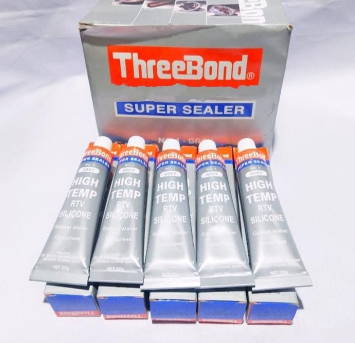 Sealer / Sealant / Lem Silikon / Silicone RTV Tribon / Threebond Abu2