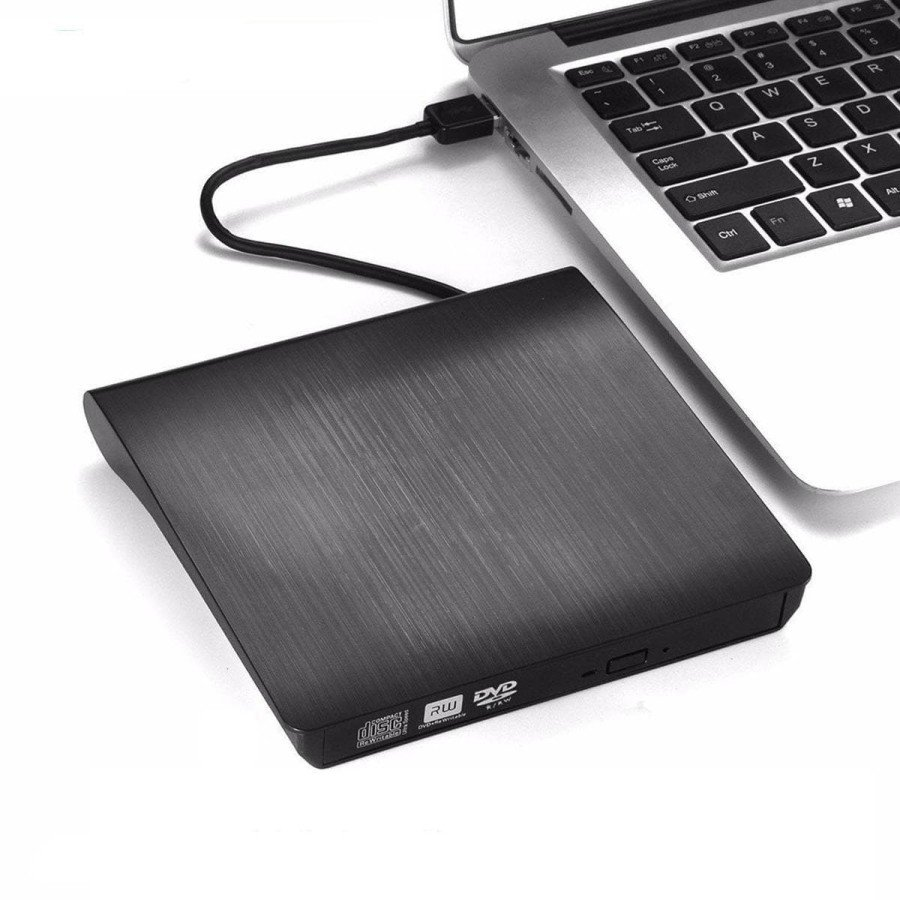 DVDRW External DVD Portable USB 3.0 for PC dan Laptop Read and Write