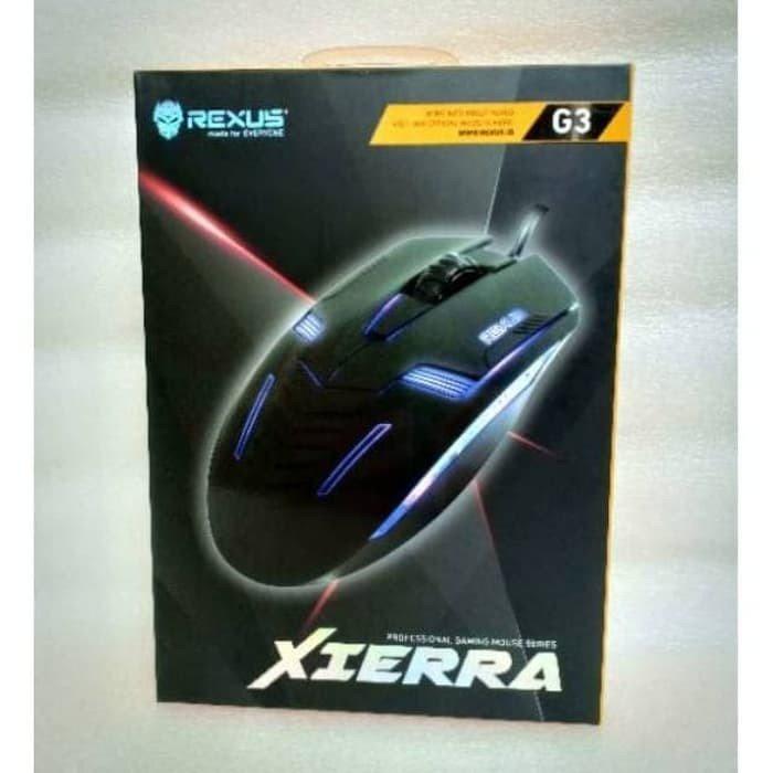 Mouse REXUS G3 – USB