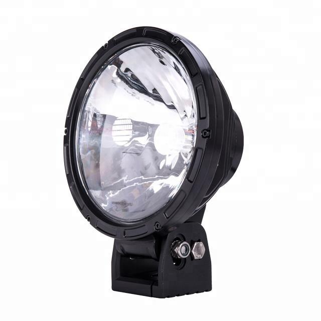 Daytime Running Light (DRL) 8 Titik Mata LED + Relay (Dudukan)