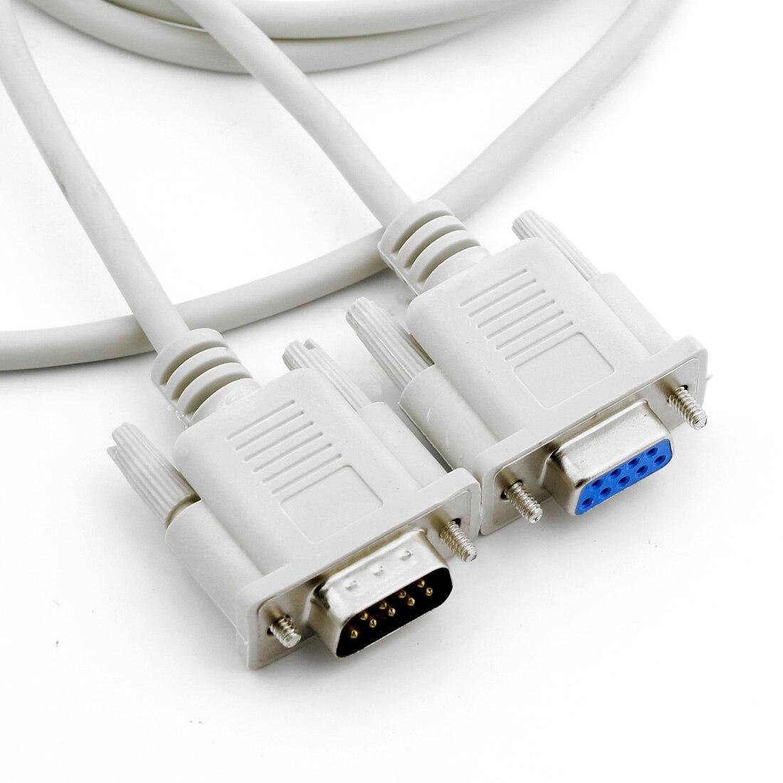Kabel Serial DB9 (RS232) Female to Female 1.5M / 1.5 M / 1.5 METER
