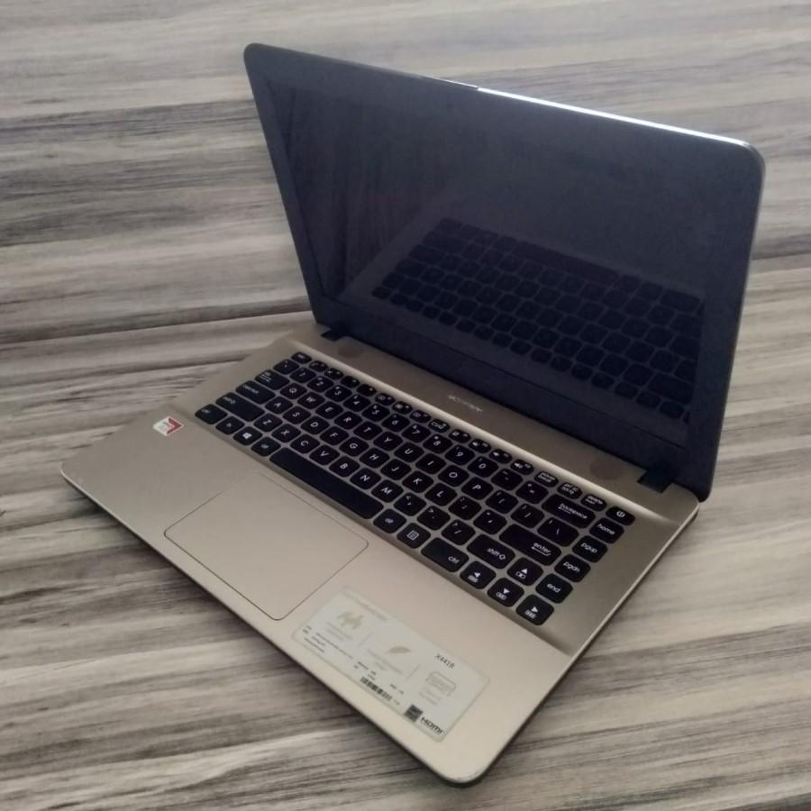 Asus X441BA GA911T [SECOND] AMD A9-9425 RAM 4GB HDD 1TB 14″WIN 10
