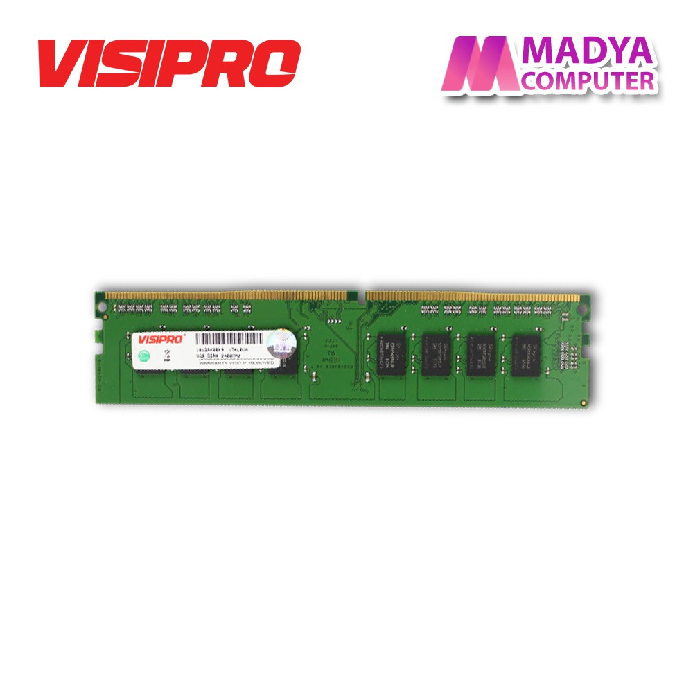 Ram VISIPRO DDR4 4GB Pc19200-2400MHZ