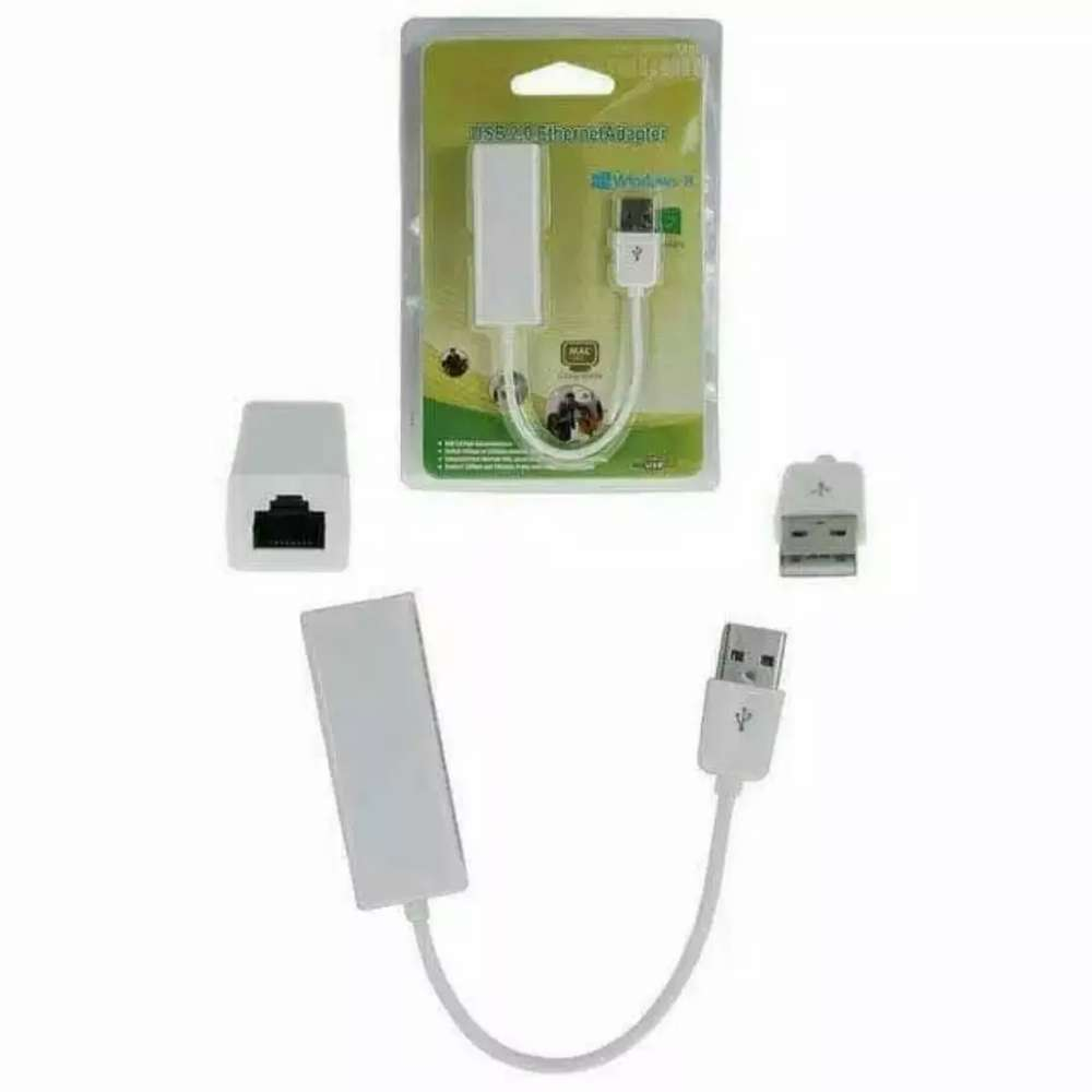 USB RJ45 EXTENSION ADAPTER UP TO 30M / USB EXTENDER VIA KABEL LAN