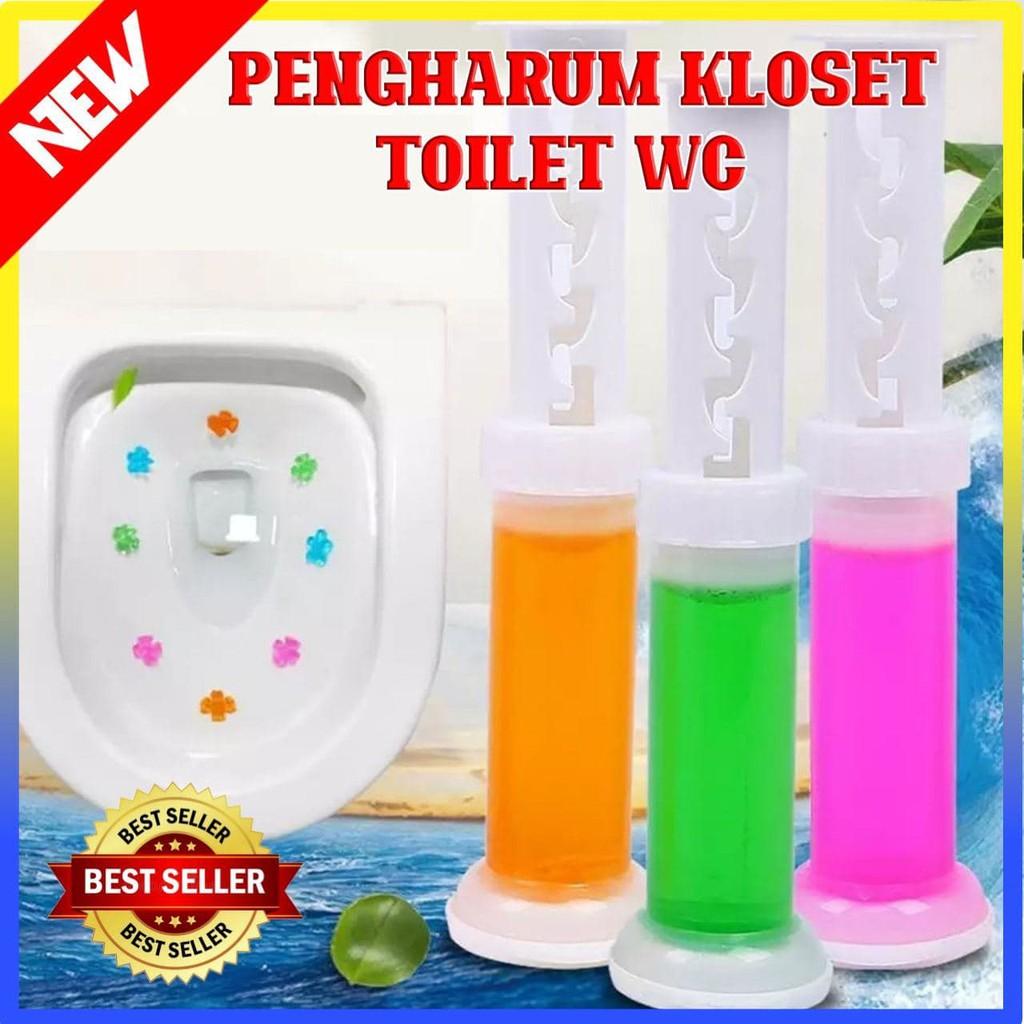 Toilet Gel Pengharum Ruangan Kloset Toilet WC Pewangi