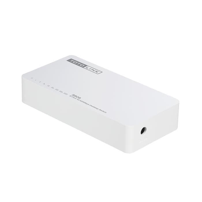 Totolink S808G – 8 Port Gigabit Desktop Switch