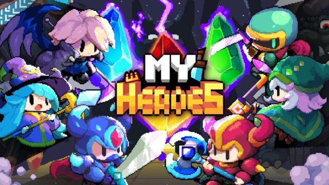 My Heroes ฮีโร่พิกเซล
