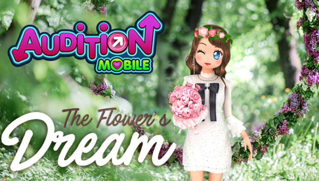The Flower's Dream Audition Mobile