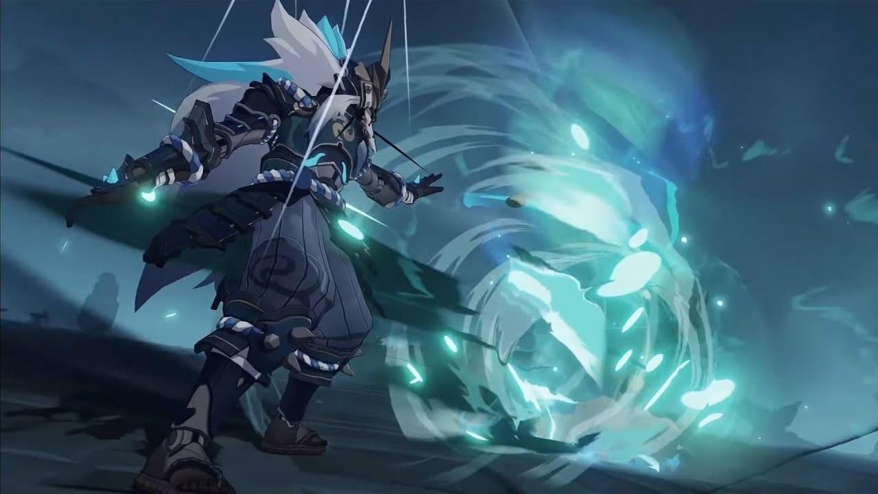 Genshin Impact - Boss Maguu Kenki 01