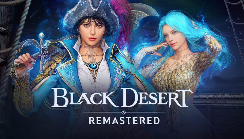 black desert corsair