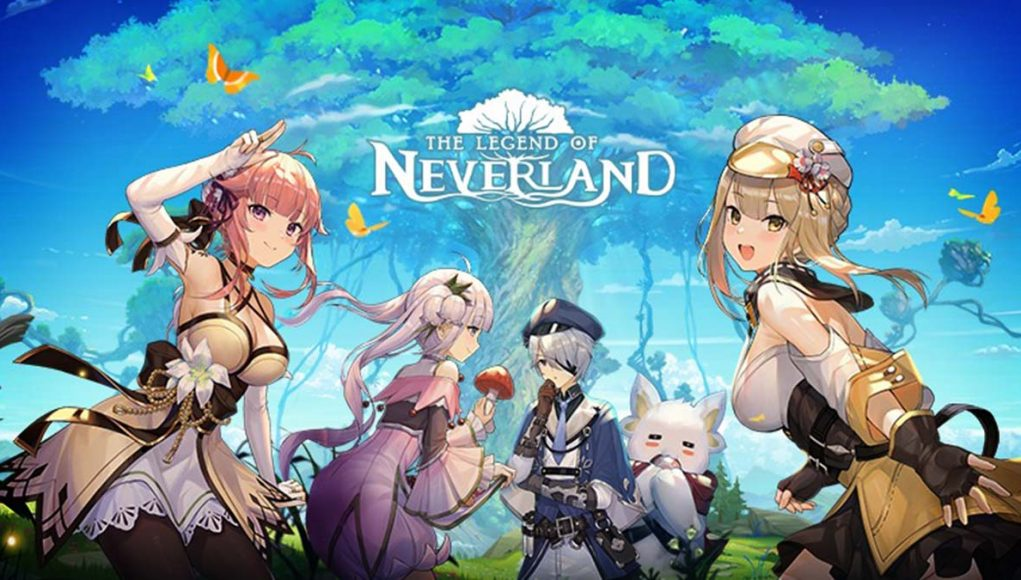 Legend of Neverland