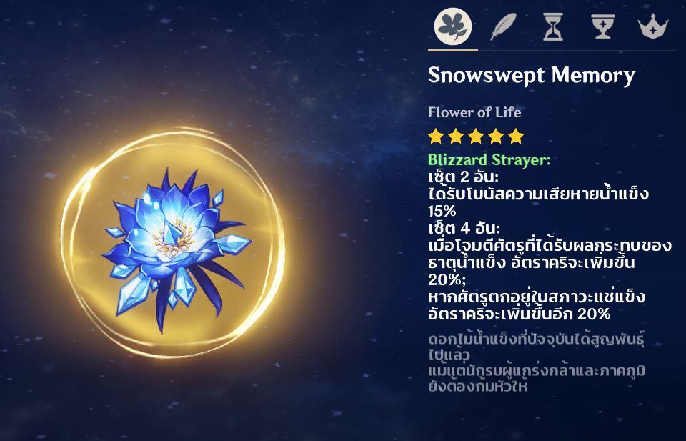 Genshin Impact Blizzard Strayer