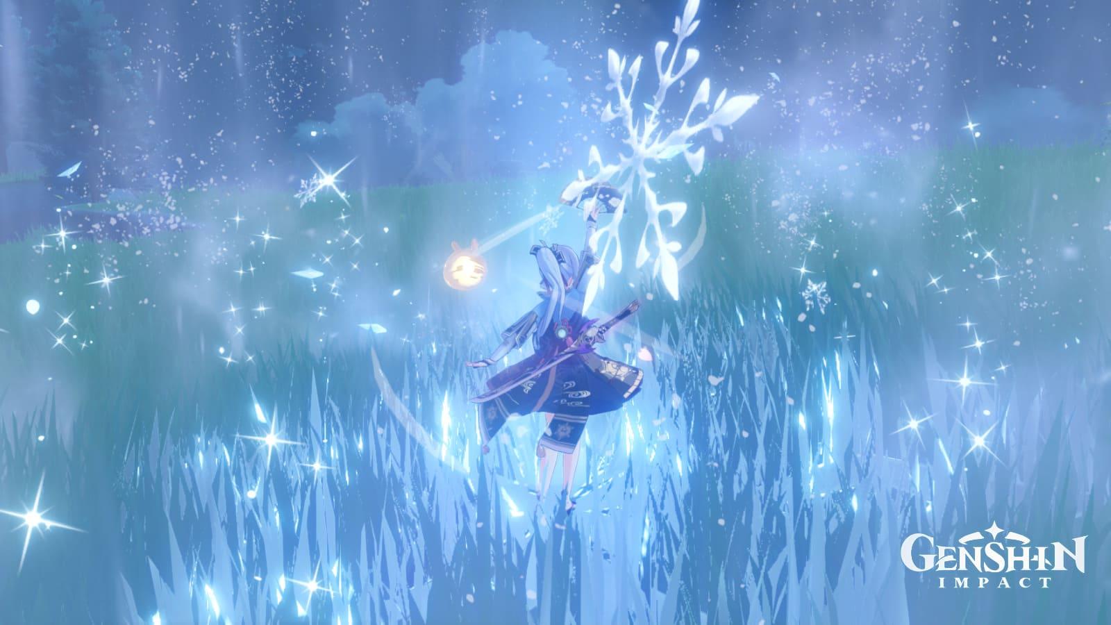 Genshin Impact Ayaka 02
