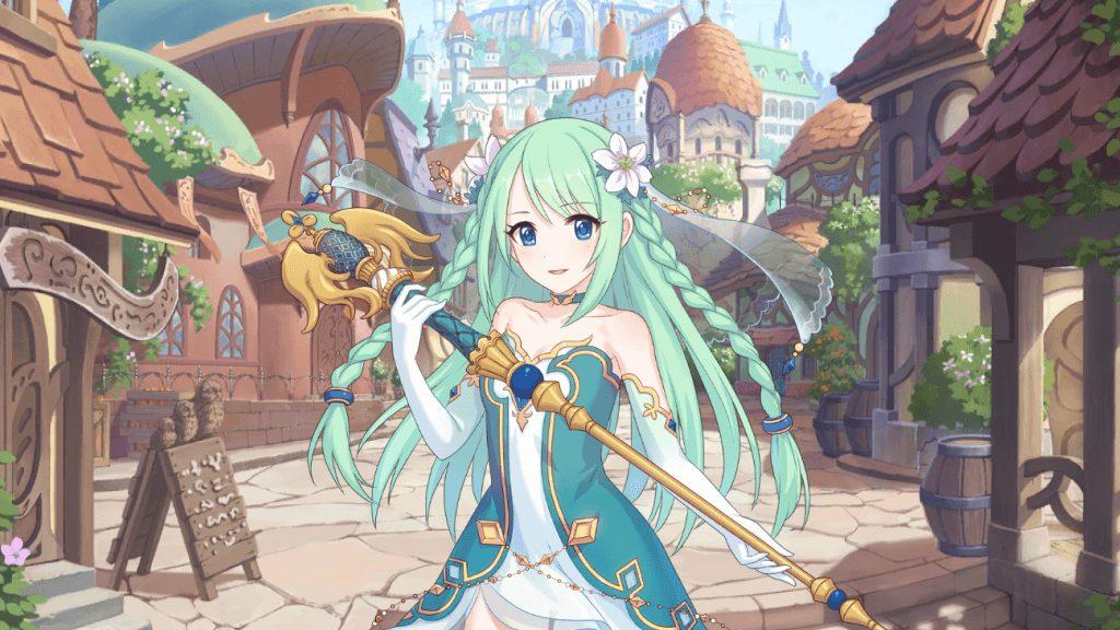 Princess Connect! Re: Dive จิกะ