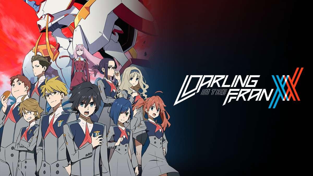 Darling in the FranXX in crunchyroll