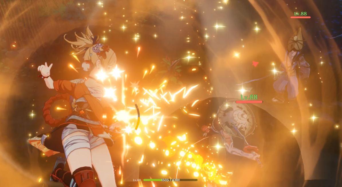 Genshin Impact - Yoimiya Ultimate