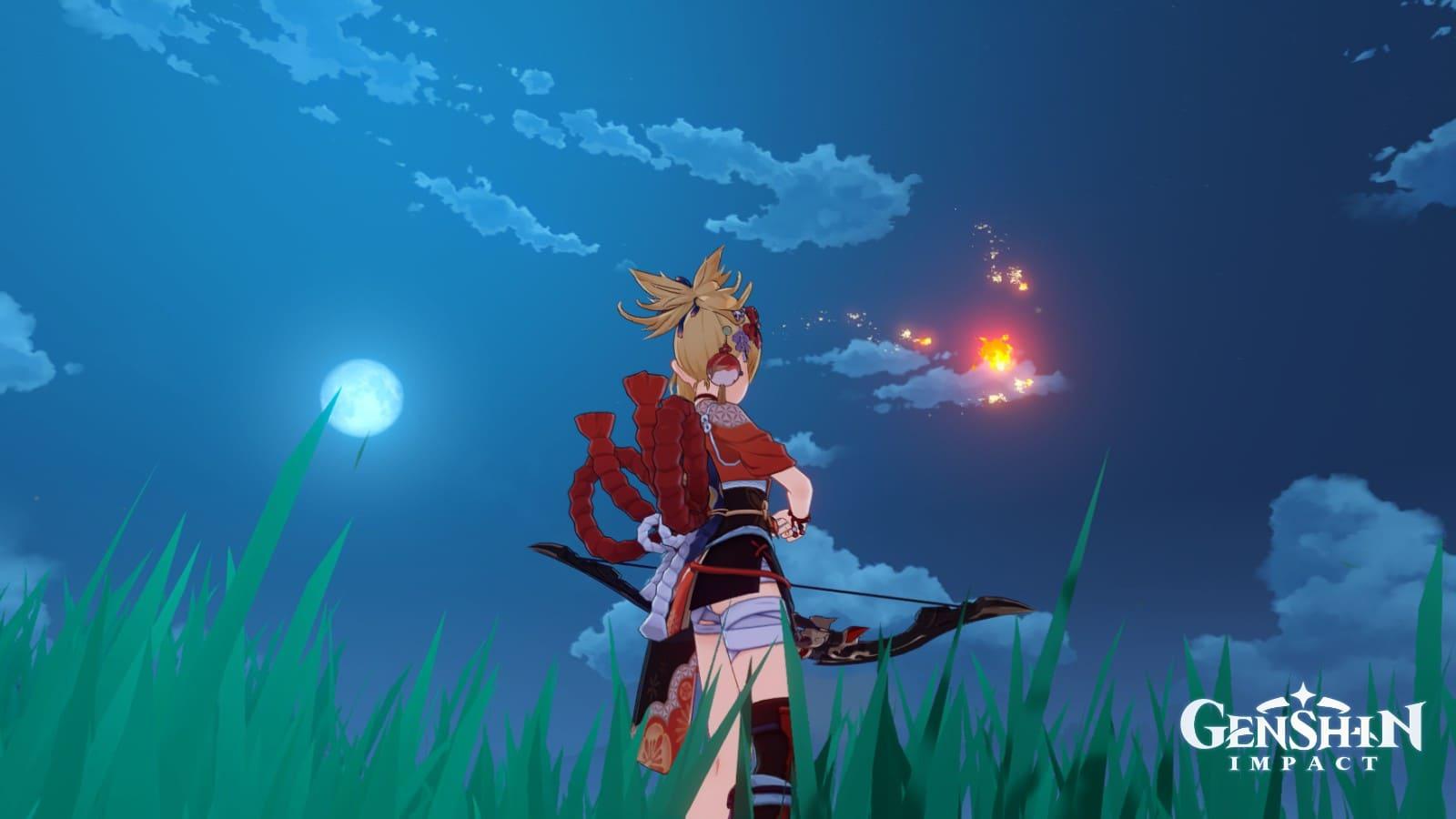 Genshin Impact - ATK Yoimiya 2