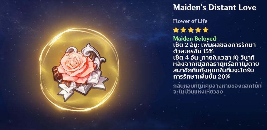 Genshin Impact - Maiden Beloved