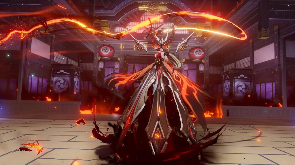 Genshin Impact 2.1 - Boss La Signora