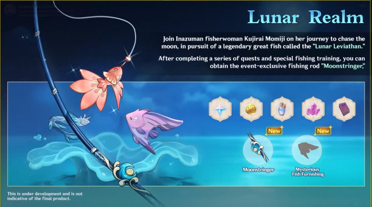 Genshin Impact 2.1 - Lunar Raelm