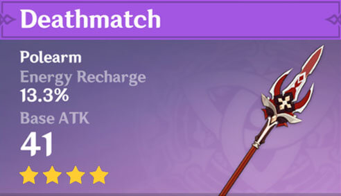 Genshin Impact - Raiden Shogun Deathmatch