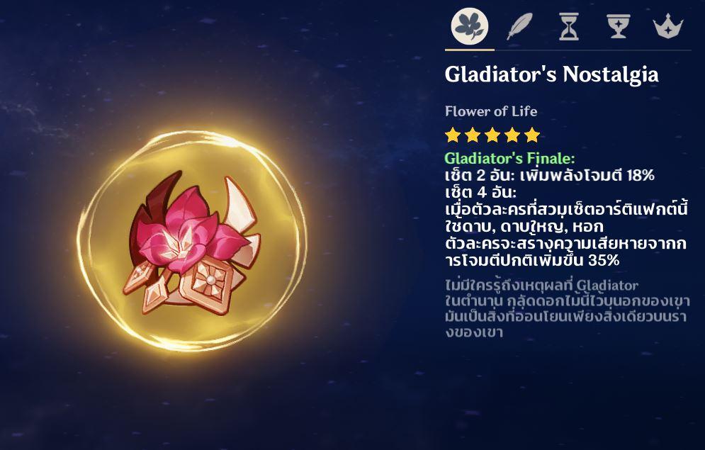 Genshin Impact - Gladiator's Finale