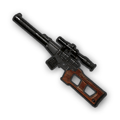 PUBG Mobile วิธีเลือกปืน VSS